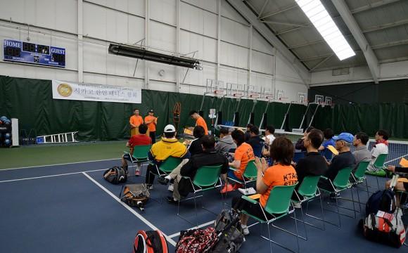 2016년도 시카고 한인 테니스협회 이사회