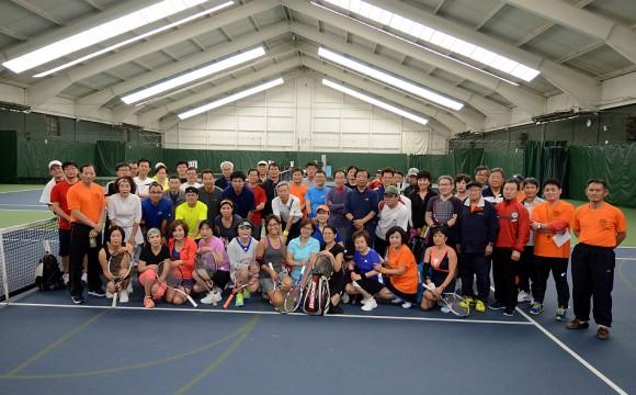 2016년도 시카고 한인 시니어 테니스 대회